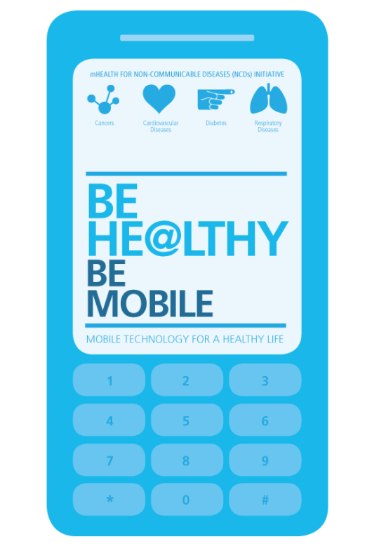 mHealth-mobilephone