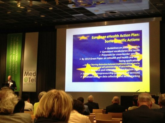 European eHealth Action Plan. Focus on more research, evidence and entrepreneurship.